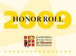 2009 Honor Roll