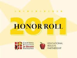 2011 Honor Roll