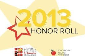 2013 Honor Roll